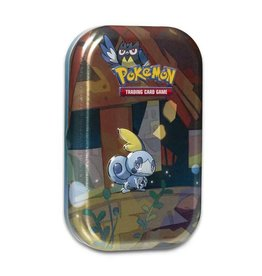 Pokemon Company Pokemon: Galar Pals Mini Tin - Sobble