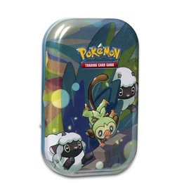 Pokemon Company Pokemon: Galar Pals Mini Tin - Grookey
