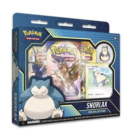 Pokemon Company Pokemon: Snorlax Pin Collection