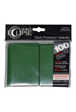 Ultra Pro Eclipse PRO-Matte Sleeves Forest Green 100 count