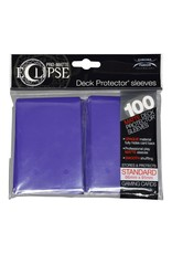 Ultra Pro Eclipse PRO-Matte Sleeves Royal Purple 100 count