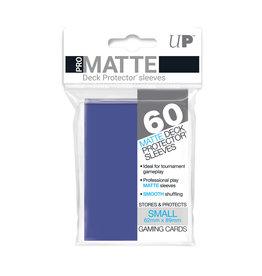 Ultra Pro Ultra Pro: PRO Matte Blue (60) - Small