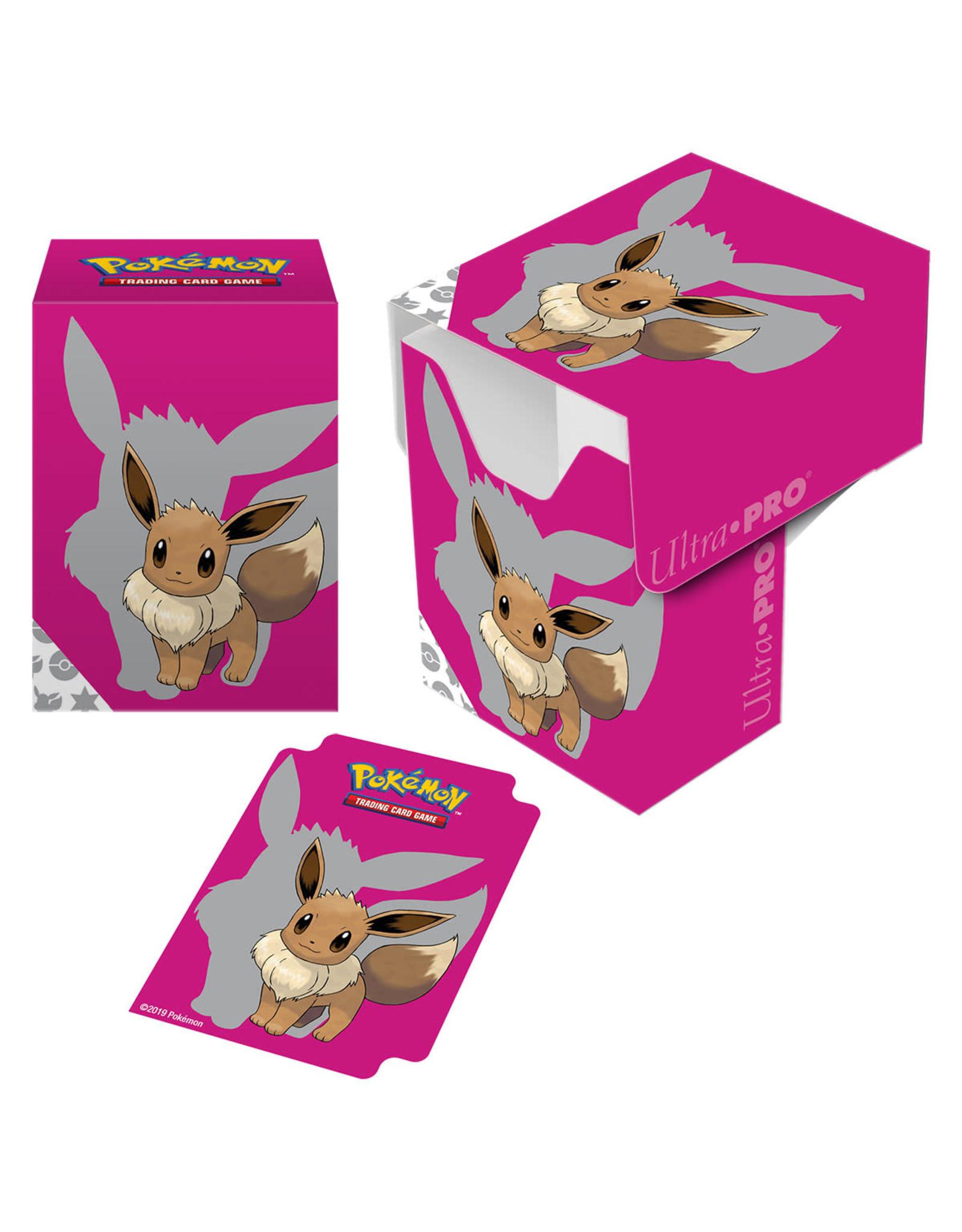 Ultra Pro Pokemon Eevee 2019 Deck Box
