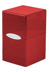 Ultra Pro Ultra Pro Metallic Fire Red Satin Tower Deck Box