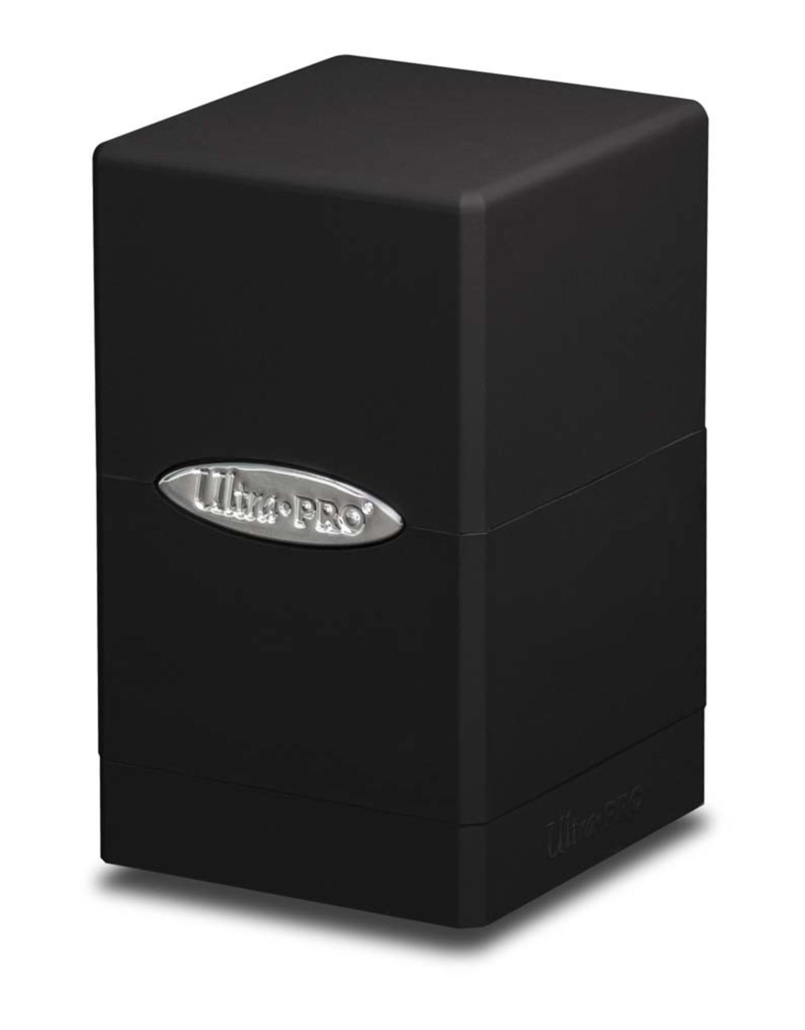 Ultra Pro Ultra Pro Black Satin Tower Deck Box