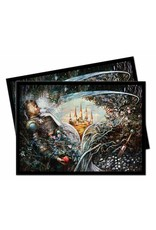 Ultra Pro Magic Throne of Eldraine Sleeves 100 count v5 (Enchanted Sleep)