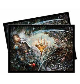 Ultra Pro Magic Throne of Eldraine Sleeves 100 count v5 (Enchanted Sleep)