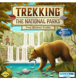 Underdog Games Trekking National Parks: Second Edition