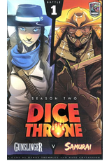 Roxley Games Dice Throne: Season 2 - Gunslinger vs Samurai