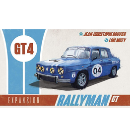 Holy Grail Games Rallyman GT - GT4