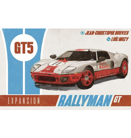 Holy Grail Games Rallyman GT - GT5