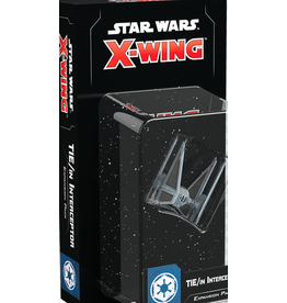 Fantasy Flight Games Star Wars X-Wing: 2nd Edition - TIE/in Interceptor