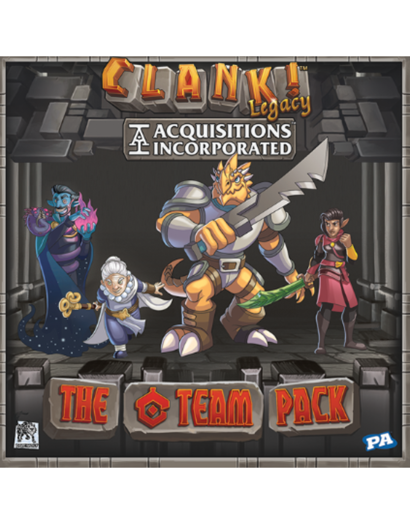 Renegade Clank! Legacy AI: The C Team Pack