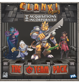 Renegade Clank! Legacy Acquisitions Incorporated: The C Team Pack