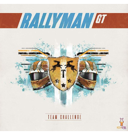 Holy Grail Games Rallyman GT - Team Challenge