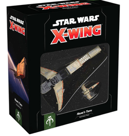 Fantasy Flight Games Star Wars: X-Wing Miniatures Game - Hound's Tooth Expansion Pack