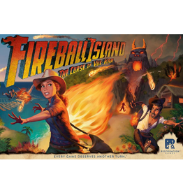 Restoration Games Fireball Island: The Curse of Vul Kar