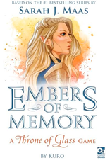 Osprey Embers of Memory: a throne of glass game