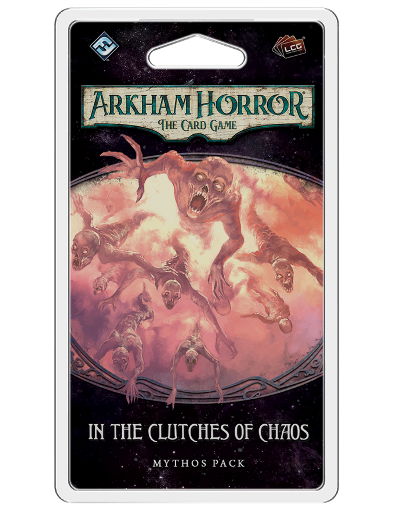Fantasy Flight Games Arkham Horror LCG: In the Clutches of Chaos