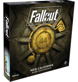 Fantasy Flight Games Fallout: The Board Game - New California