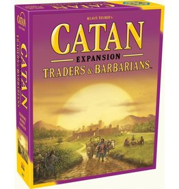 Catan Studios Catan: Traders and Barbarians
