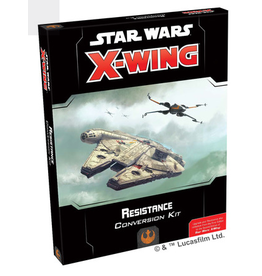Fantasy Flight Games Star Wars X-Wing: 2nd Edition - Resistance Conversion Kit
