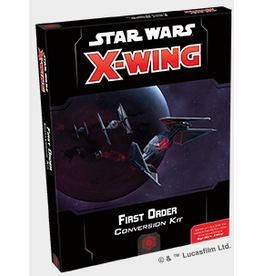 Fantasy Flight Games Star Wars X-Wing: 2nd Edition - First Order Conversion Kit