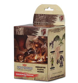 Wizkids D&D Miniatures: Icons of the Realms Set 1 Tyranny of Dragons Booster pack