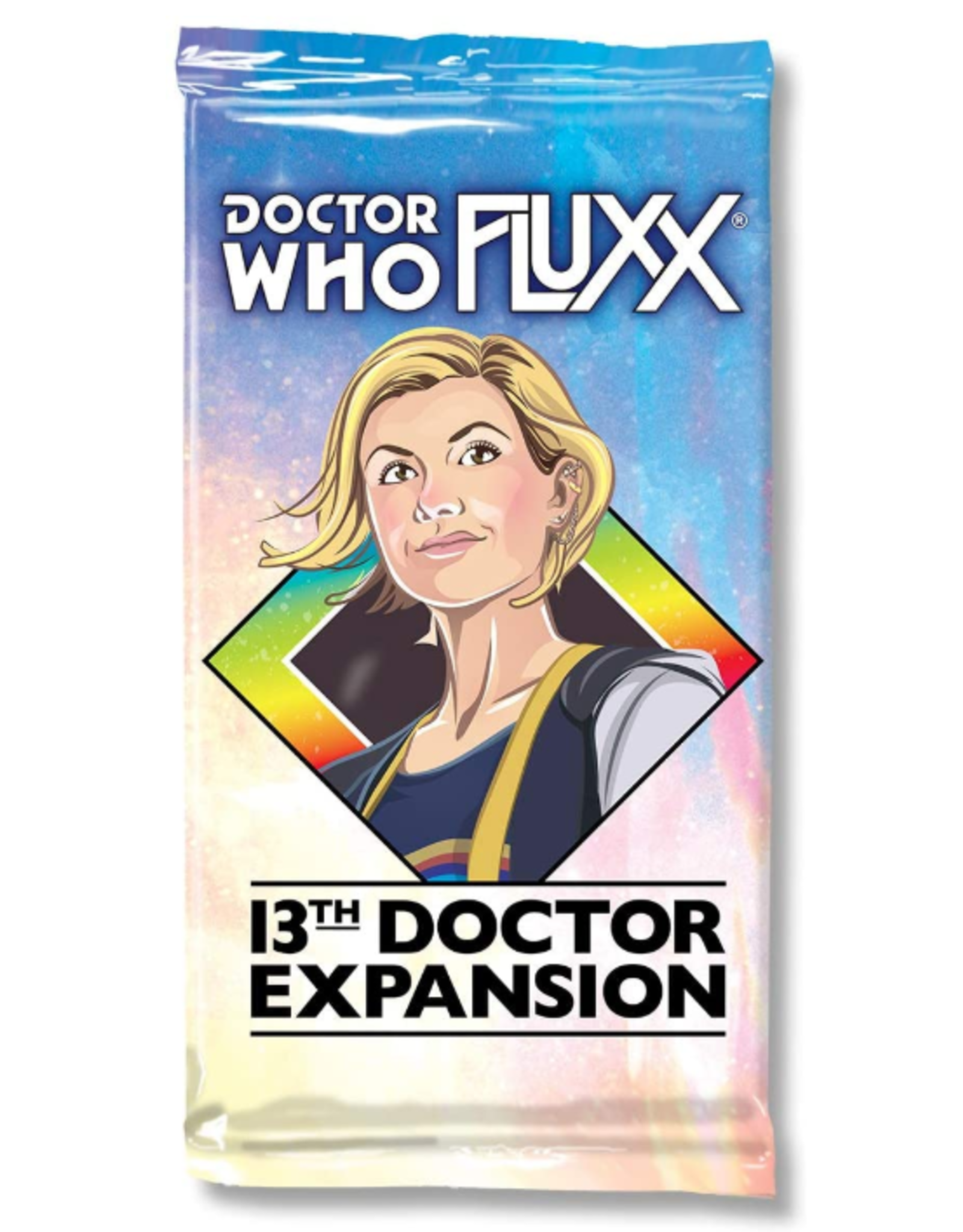 Looney Labs Doctor Who Fluxx: 13th Doctor Expansion