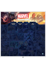 Fantasy Flight Games Marvel Champions LCG: 1-4 Player Game Mat