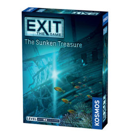 Kosmos Exit: The Sunken Treasure