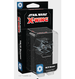 Fantasy Flight Games Star Wars X-Wing: 2nd Edition - TIE/D Defender