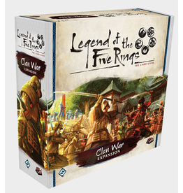 Fantasy Flight Games Legend of the Five Rings LCG: Clan War