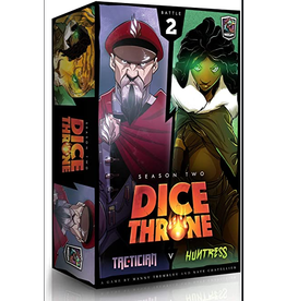 Roxley Games Dice Throne: Season 2 - Tactician vs Huntress