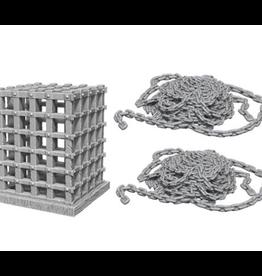 Wizkids Cage & Chains: Deep Cuts Unpainted Minis