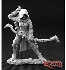Reaper Dark Heaven Bones: Callie Female Rogue