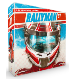 Holy Grail Games Rallyman GT