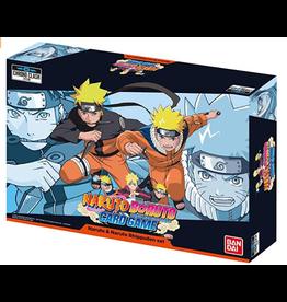 Bandai Naruto Boruto Card Game: Naruto and Naruto Shippuden Set