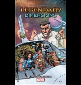 Upper Deck Legendary: Marvel: Dimensions Expansion