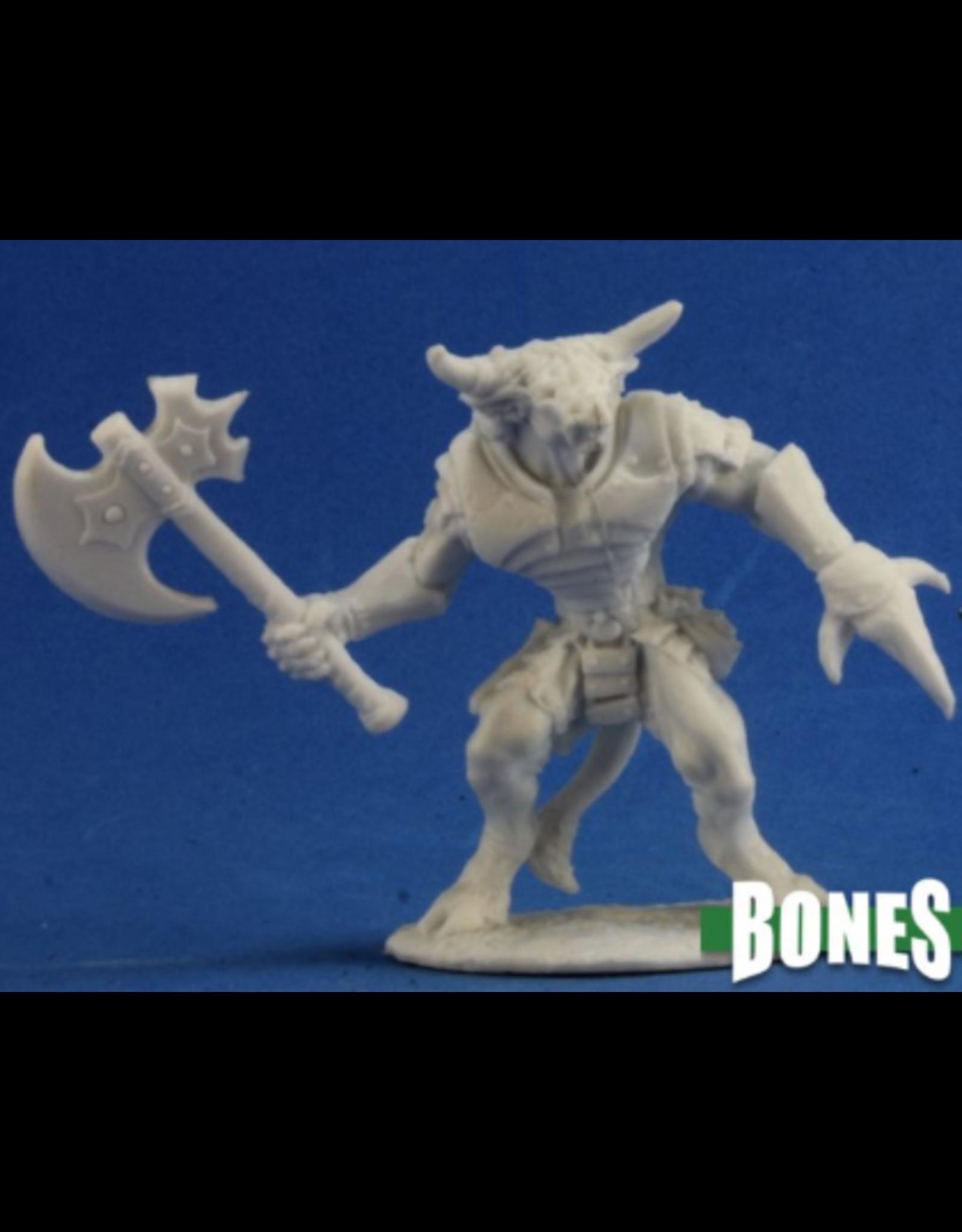 Reaper Bones: Bronzeheart Minotaur Hero