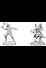 Wizkids Human Male Ranger: D&D Nolzurs Marvelous Unpainted Minis
