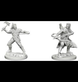 Wizkids D&D Nolzurs Marvelous Unpainted Minis: Human Male Ranger