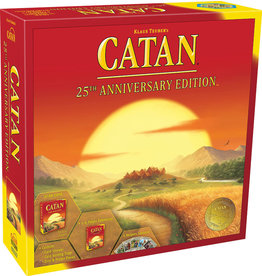 Catan Studios PREORDER: Catan: 25th Anniversary Edition