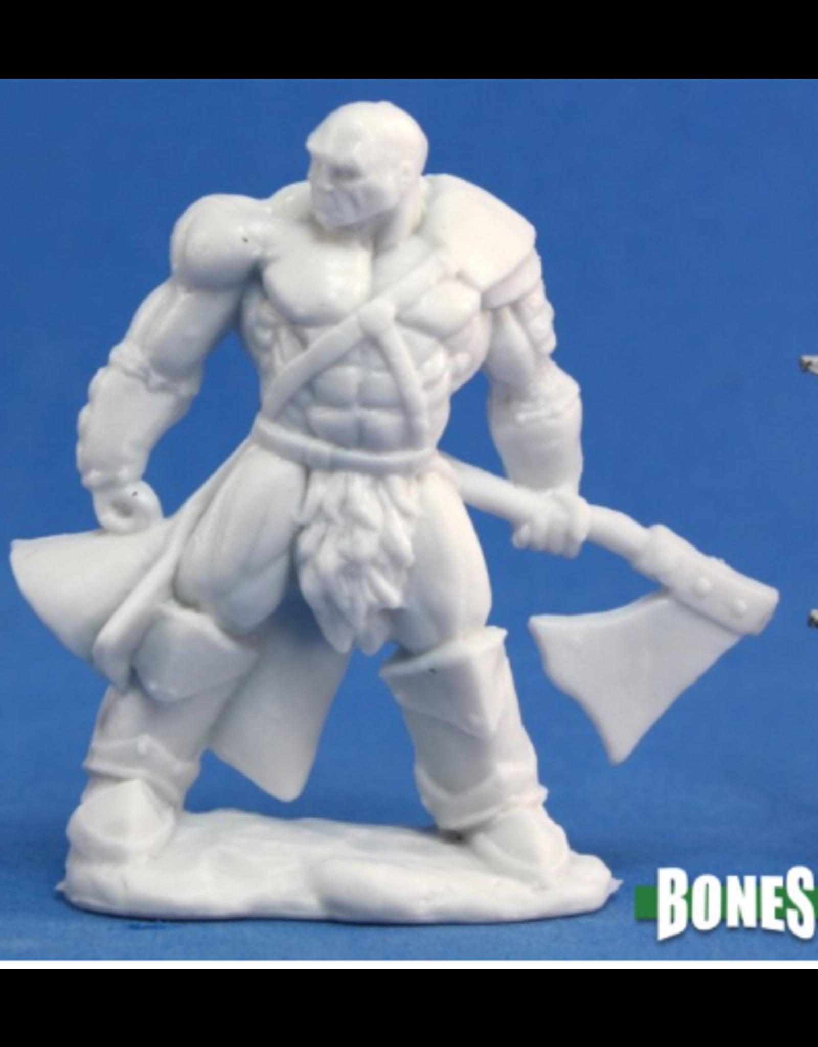 Reaper Dark Heaven Bones: Goldar Male Barbarian