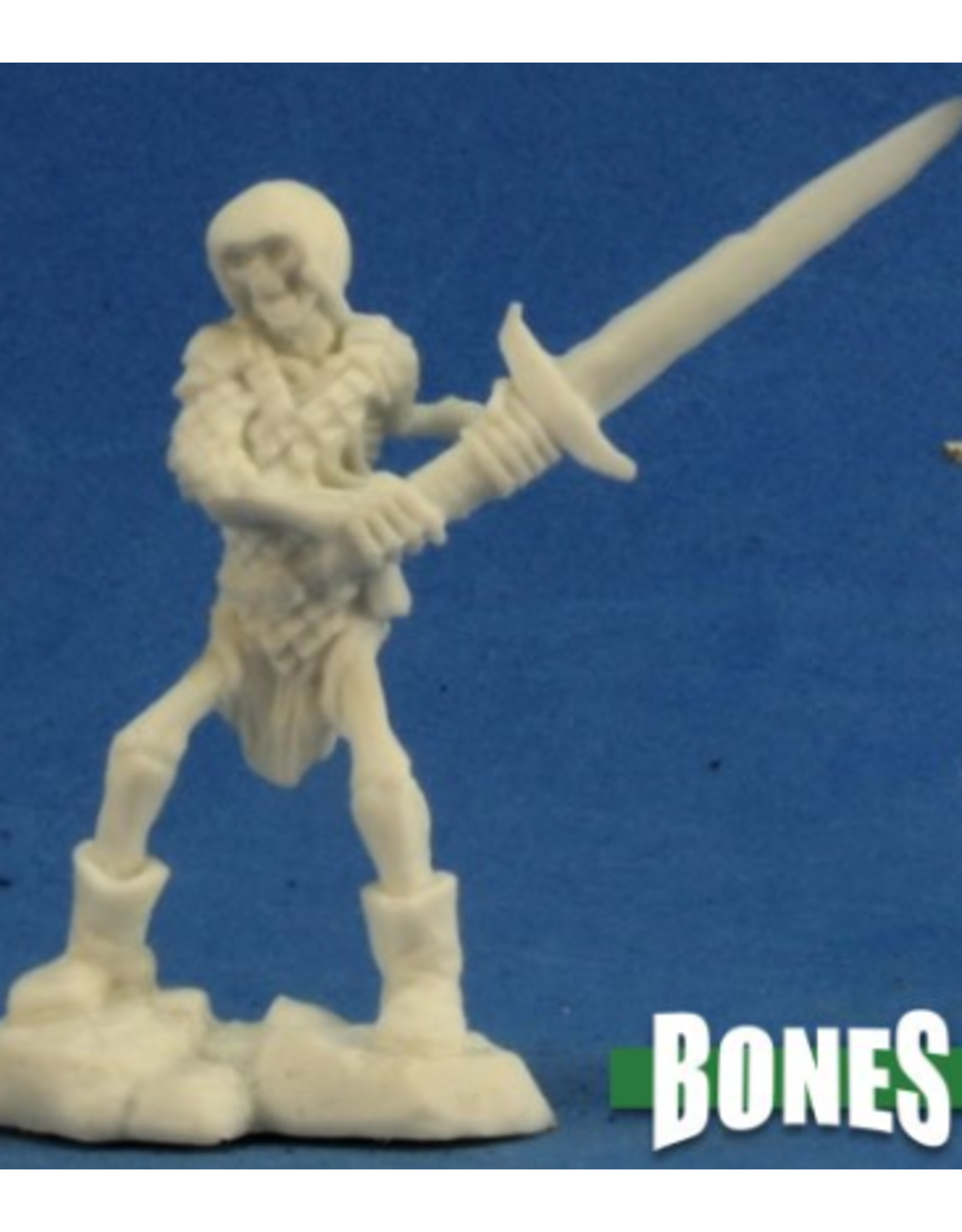 Reaper Bones: Skeleton Guardian 2H Sword (3)