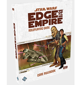 Fantasy Flight Games Star Wars Edge of the Empire: Core Rulebook