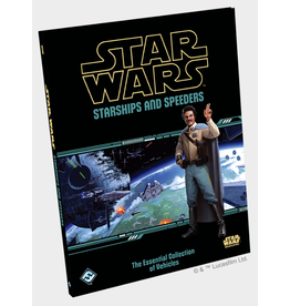 Fantasy Flight Games Star Wars RPG: Starships and Speeders