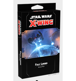 Fantasy Flight Games Star Wars X-Wing 2nd Edition Fully Loaded Devices Pack