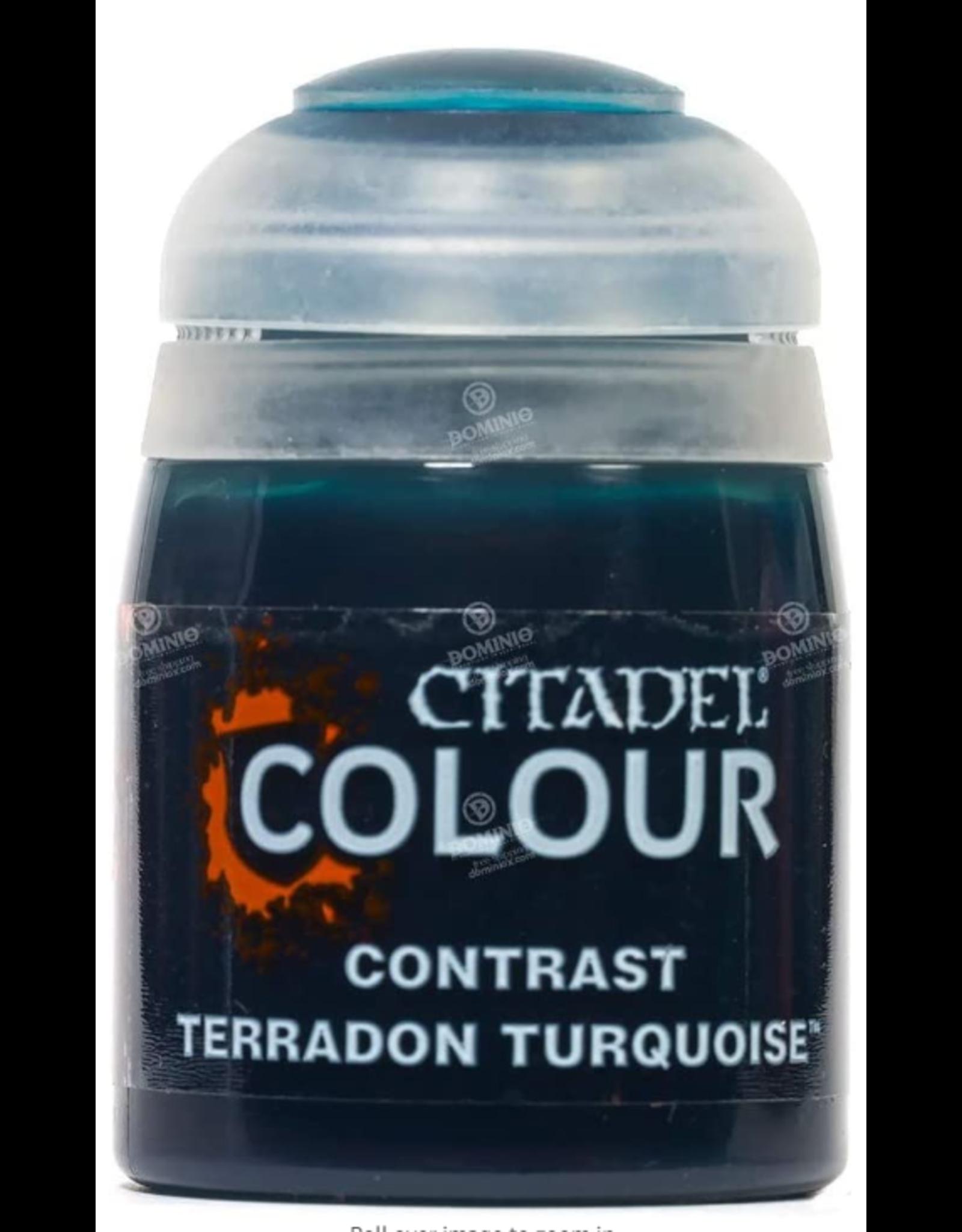 Games Workshop CONTRAST: TERRADON TURQUOISE (18ML)