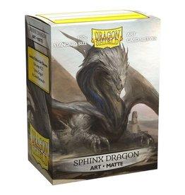 Arcane Tinmen Dragon Shield: (100) Art Sleeves Sphinx Dragon